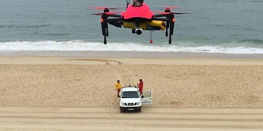 un-drone-avait-deja-ete-teste-cet-ete-a-biscarrosse