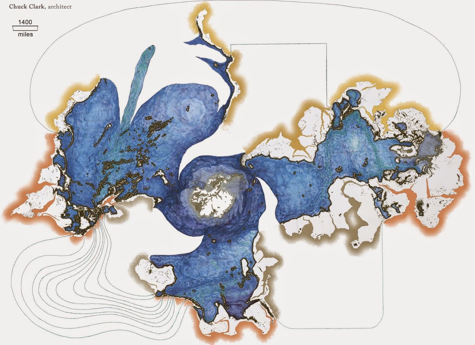 Ocean Mondial Chuck Clark architect